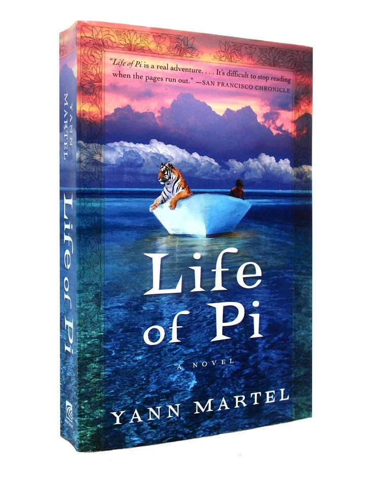 the challenges in yann martels life of Now, he takes on yann martel's award winning novel, life of pi, directed by ang lee i've always been open to whatever helps a person put their life into perspective and whatever helps them on their journey, says magee.